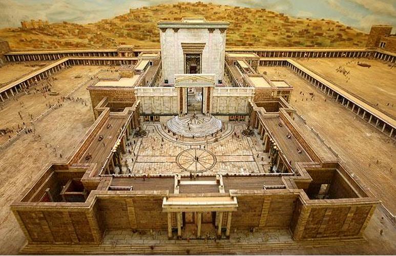Herod's Temple   Unorthodox Faith