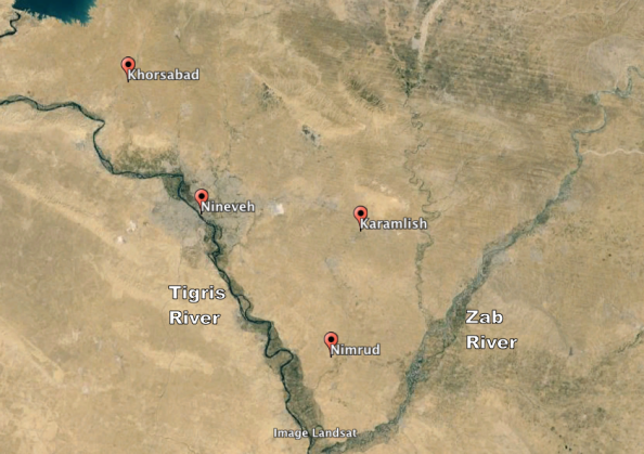 Region of Nineveh