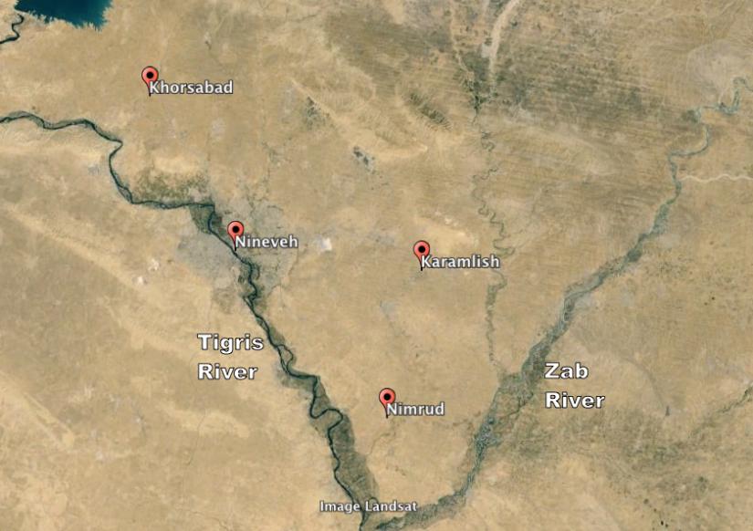 Region of Nineveh
