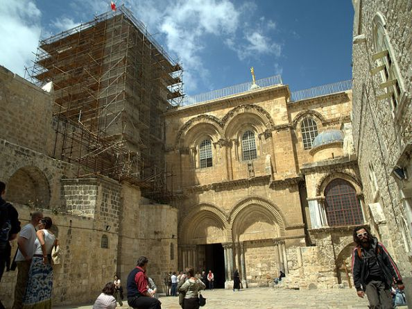 The Church of the Resurrection, part2