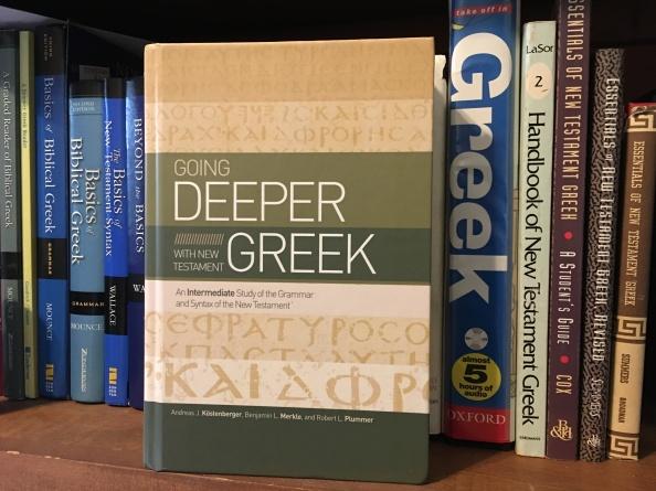 Going Deeper with New TestamentGreek